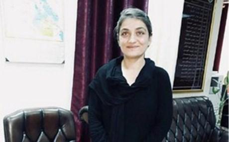 صحفية تركية محجوزة في بغداد تصل بروكسل