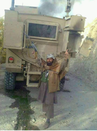 تفجير انتحاري بسيارة مفخخة يودي بحياة المدعي العام لمديرية المخابرات الأفغانية