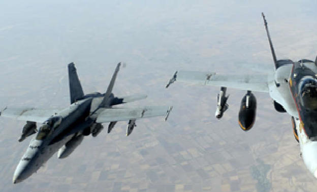 غارات اميركية تستهدف مواقع لتنظيم القاعدة في ليبيا