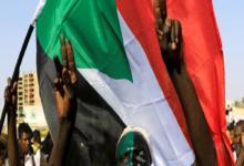صورة مقتل شخص و اصابة اخرين باطلاق نار خلال تفريق مضاهرة في السودان
