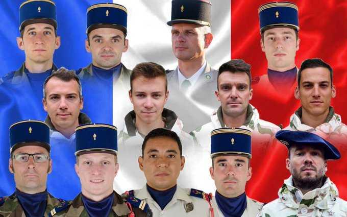 داعش الارهابي يصدر بيانا الآن يعترف فيه بقتل الضباط الفرنسيين الـ 13 في جمهورية مالي