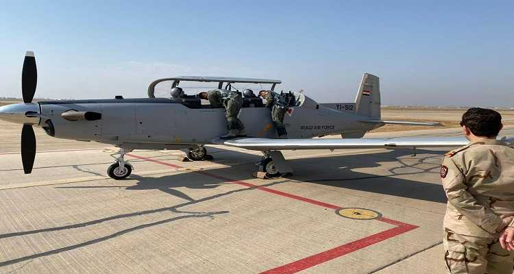 القوة الجوية العراقية:4 سنوات لاصلاح طائرة تدريب فكم سنة ان كانت مقاتلة؟