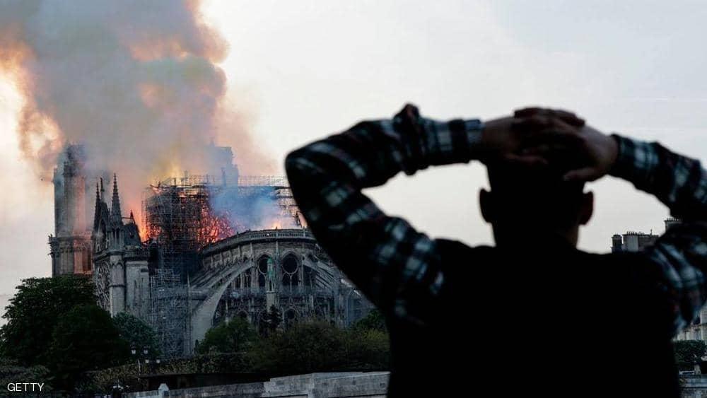 كاتدرائية نوتردام لن تقيم قداس الميلاد