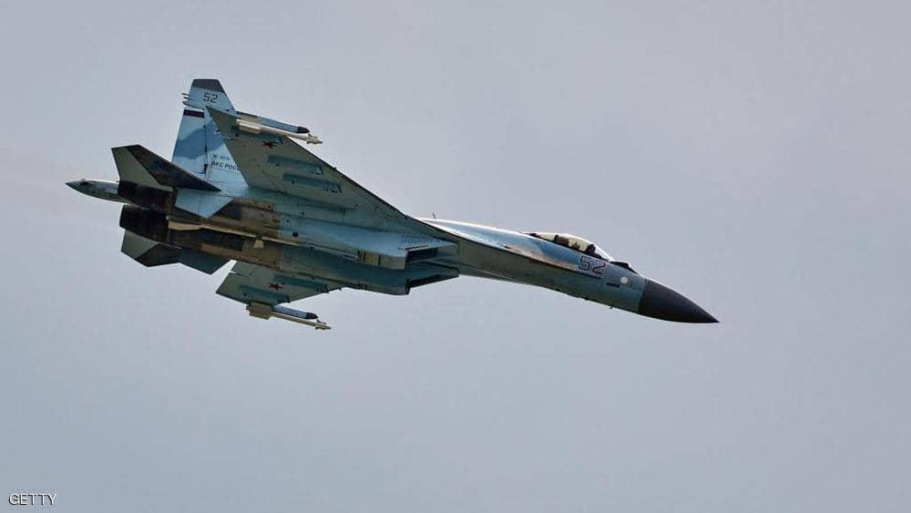 """روسيا   تحطم """"سو 57"""".. أكثر الطائرات الروسية المقاتلة"""