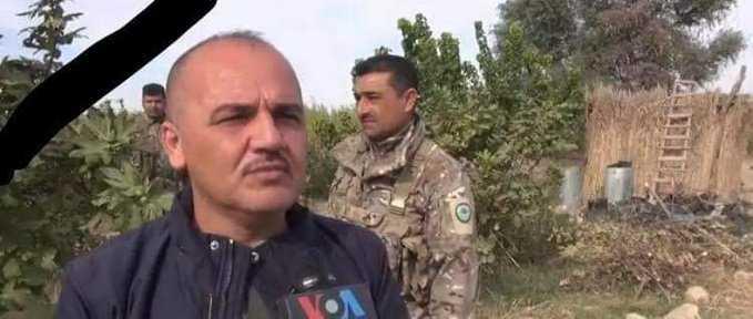 بعد قتله لمدير الاسايش .... داعش الارهابي يشن هجوما للمرة الثانية خلال خمسة ايام على البيشمركة