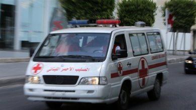 صورة إطلاق نار وتحطيم محطة للمحروقات شمالي #لبنان