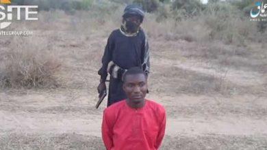 Photo of طفل نيجيري من داعش الارهابي ينفذ الاعدام بحق مسيحي رميا بالرصاص