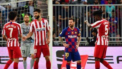 مدريد يهزم برشلونة في السعودية