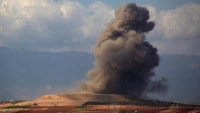 Photo of استهداف مطارا يضم نقطة عسكرية تركية
