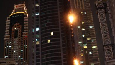 Photo of دبي تحترق الان