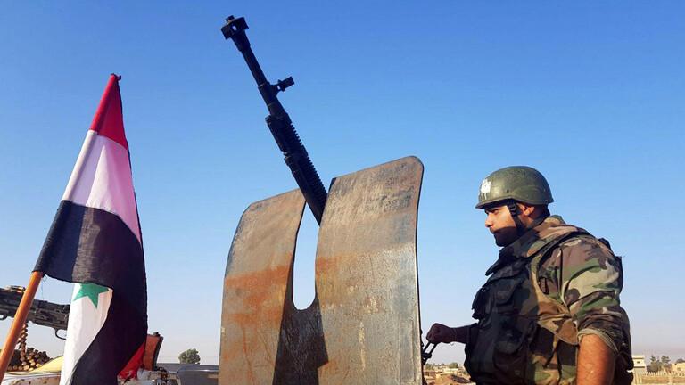 انفجار عبوة ناسفة على طريق دورية للشرطة الروسية بسوريا