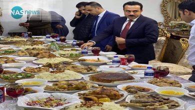 Photo of الى جياع العراق !شاهدوا ولائم سياسيكم