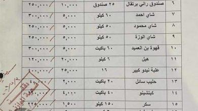 Photo of وزير الثقافة عضو عصائب قيس الخزعلي يرد على شراء 620 صندوق بيبسي و160 ك جاي و30 ك نومي بصرة