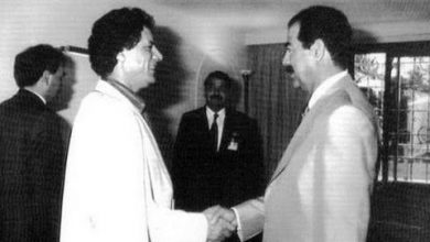 Photo of مثل صدام .. القذافي يدعو لتوحيد الامة العربية لمواجهة تركيا
