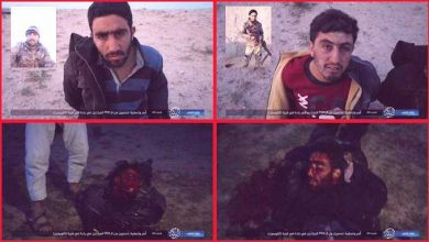 Photo of داعش الارهابي يسيطر على الطابق الارضي من سجن الحسكة السورية