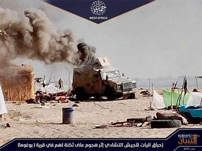 مقتل 92 واصابة العشرات في صفوف قوات إدريس ديبي التشادية