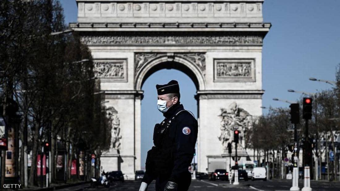 فرنسا تسجل أكبر عدد وفيات وإصابات في يوم واحد