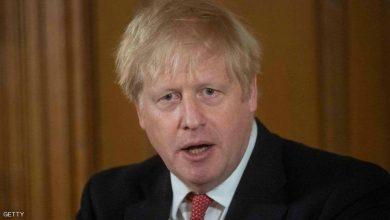 """Photo of جونسون في خطاب متلفز يحذر من """"العدو الخفي"""""""