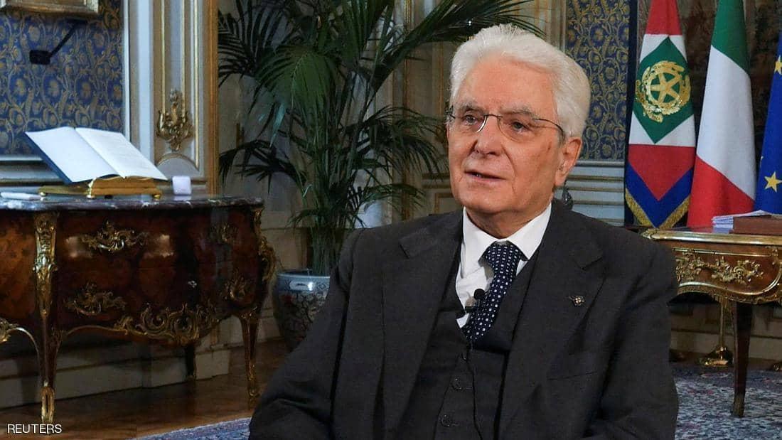 رئيس ايطاليا حزين لعدم وجود حلاق