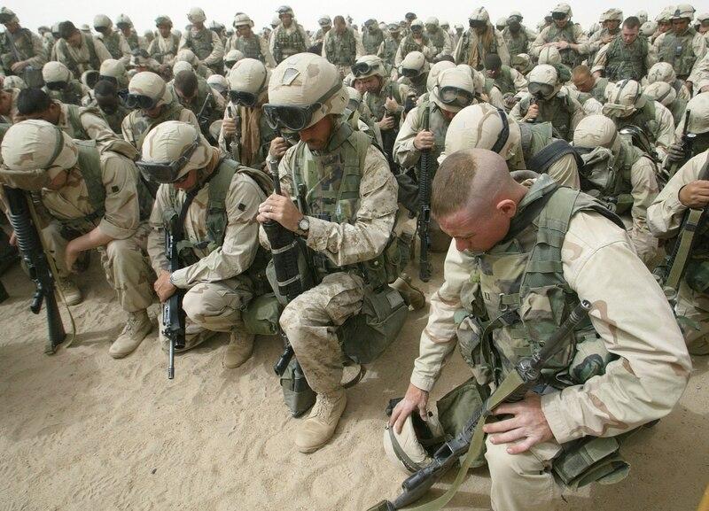 لن ننسى جرائمهم!ماذا جرى في اليوم الثاني من غزو العراق في 20/آذار 2003