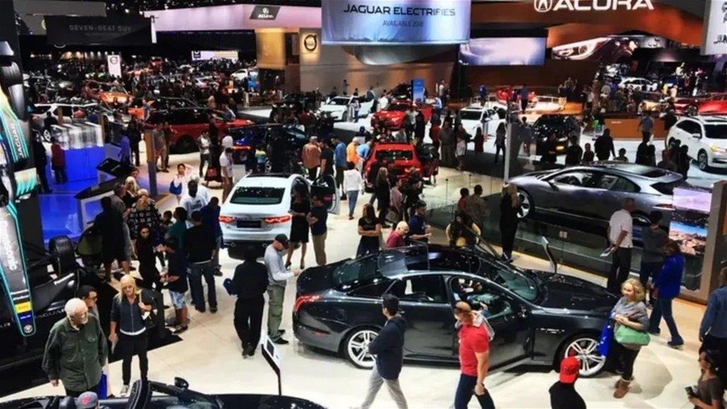 إلغاء معرض ديترويت للسيارات بسبب كورونا