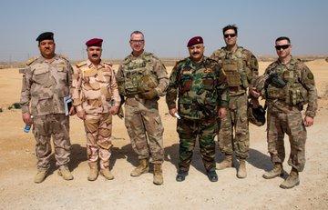 بيان من امريكا حول قواتها في العراق ترجمة صحيفة العراق
