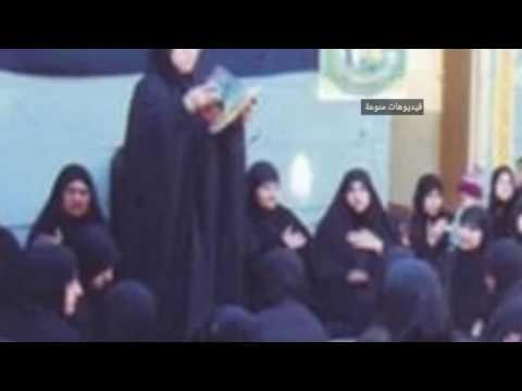 محافظ كربلاء للملايات مال الحسين : منو عاتب عليجن ؟