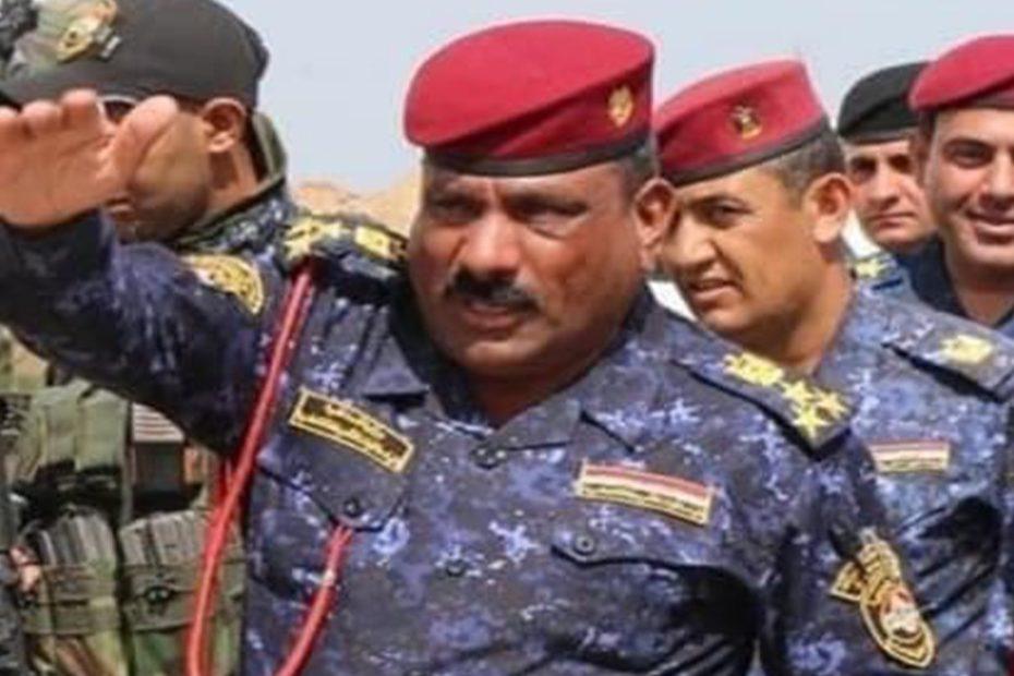 امر لواء 20 الفرقة 5 الشرطة يطعن بالعراقيات من الطائفة #الكاكائية