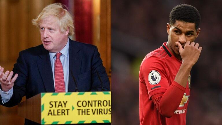 رسالة من #راشفود إلى رئيس الوزراء البريطاني