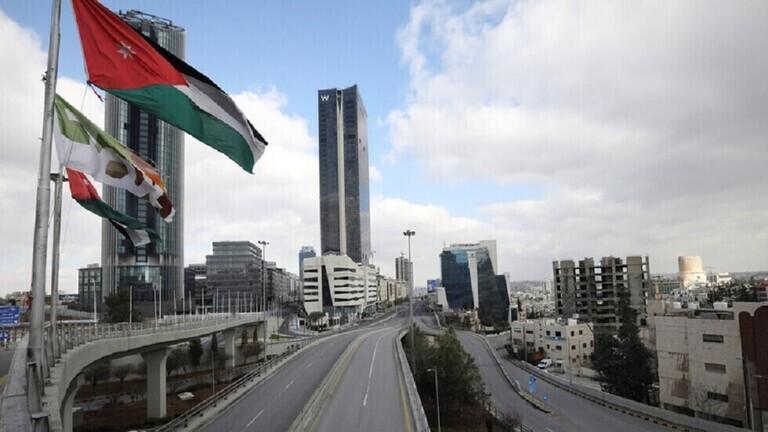 حادث انزلاق آلية عسكرية ومقتل عسكريين اردنيين