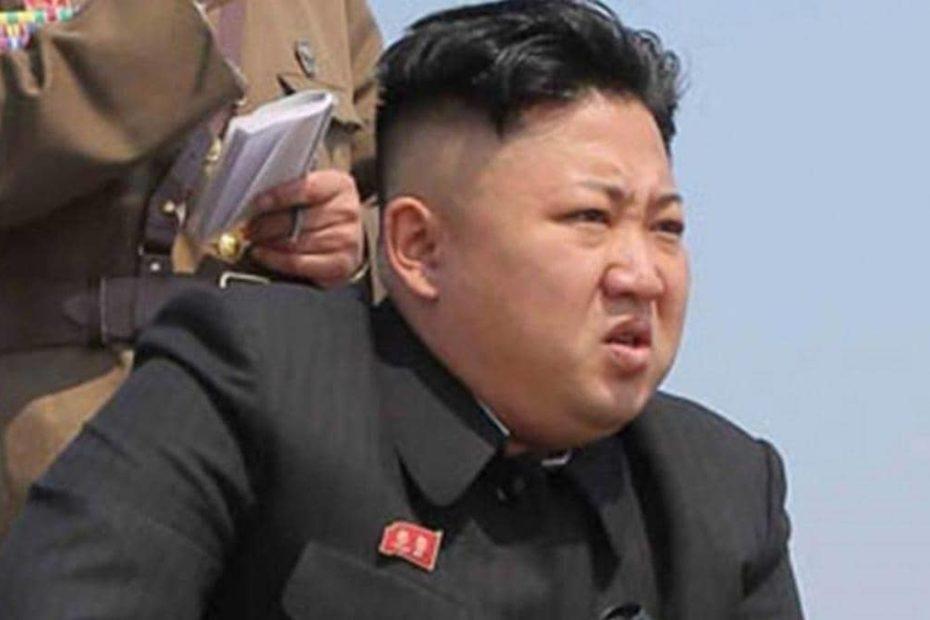 منطقة غمرتها المياه تشهد زيارة لرئيس كوريا الشمالية