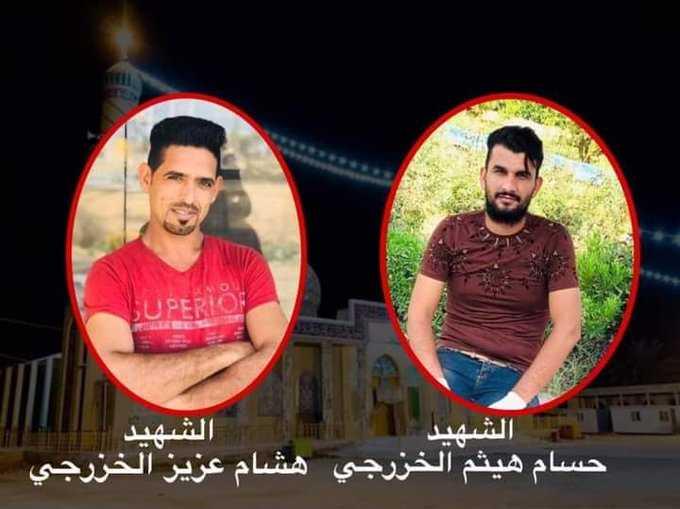 معارك طاحنة بين داعش الارهابي وجيش المهدي وطواريء الشرطة قرب مرقد مالك الاشتر