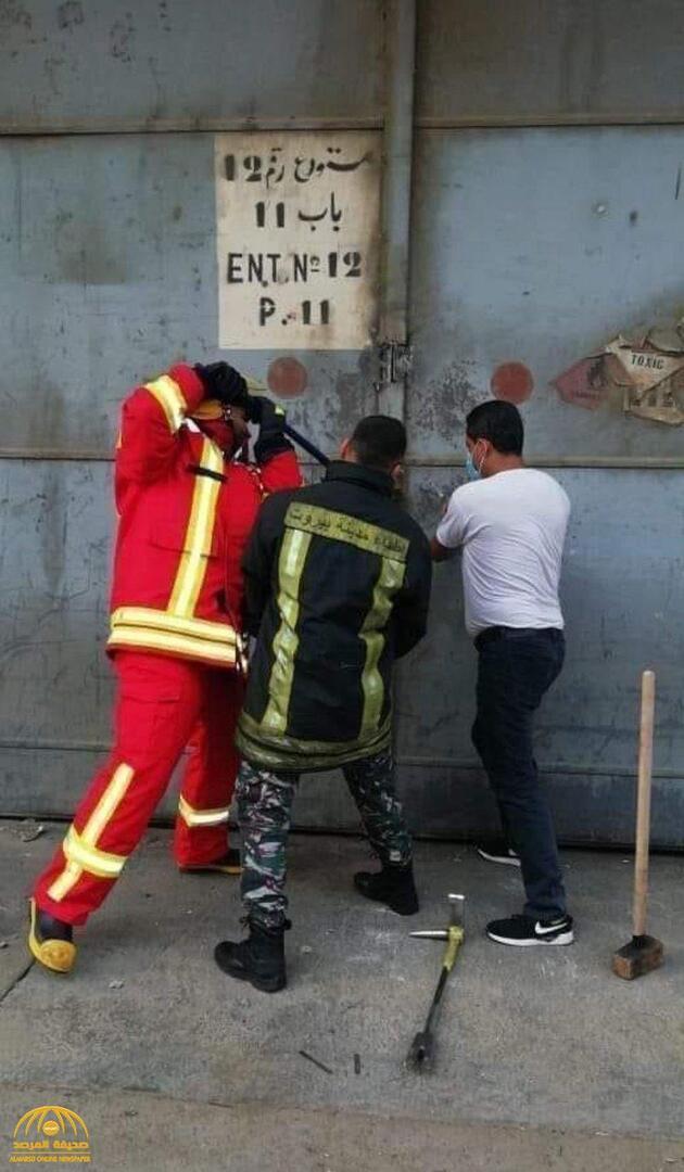 هل هؤلاء الثلاثة هم سبب تفجير ميناء بيروت واستقالة وزيرة الاعلام