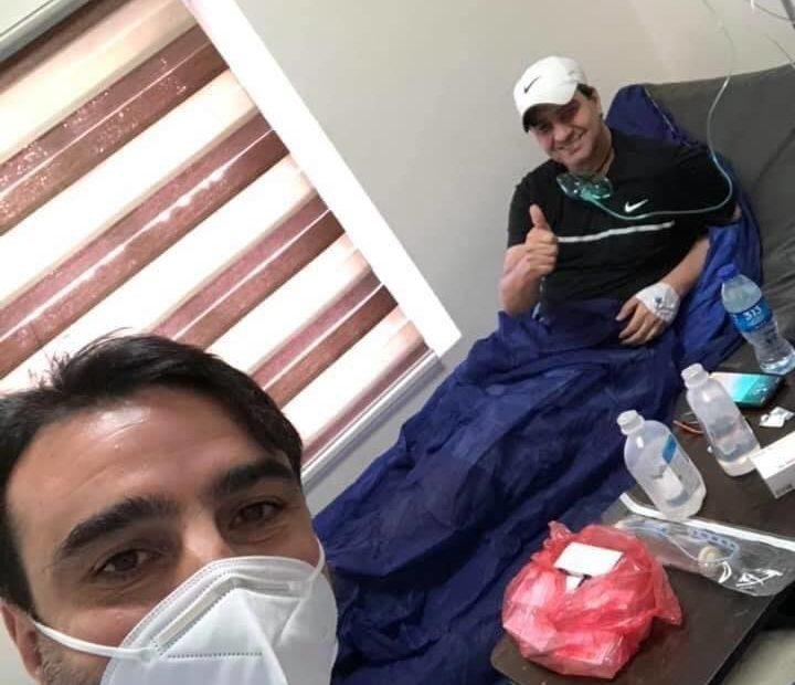 زوجة احمد راضي :مدير مستشفى النعمان بعيدا عن الطب والانسانية