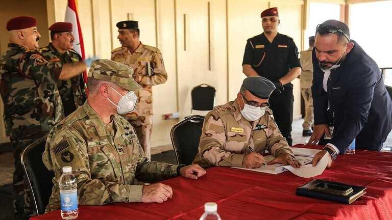 تسليم البنتاغون لبغداد 50 جملون بالتاجي عشية زيارة الكاظمي