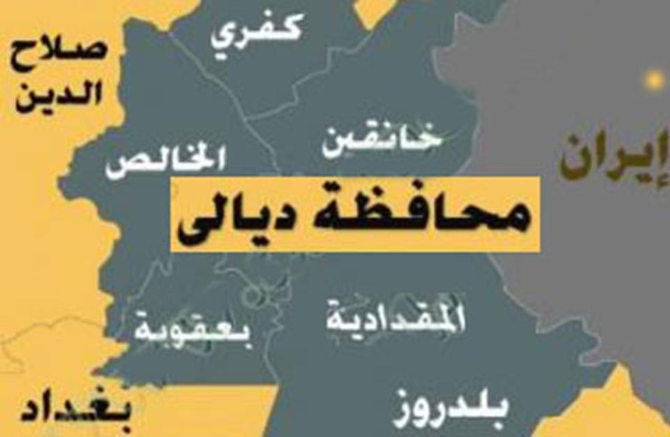 ارهابيوا داعش الارهابي يعدمون صاحب فرن للصمون وسط ناحية ابي صيدا
