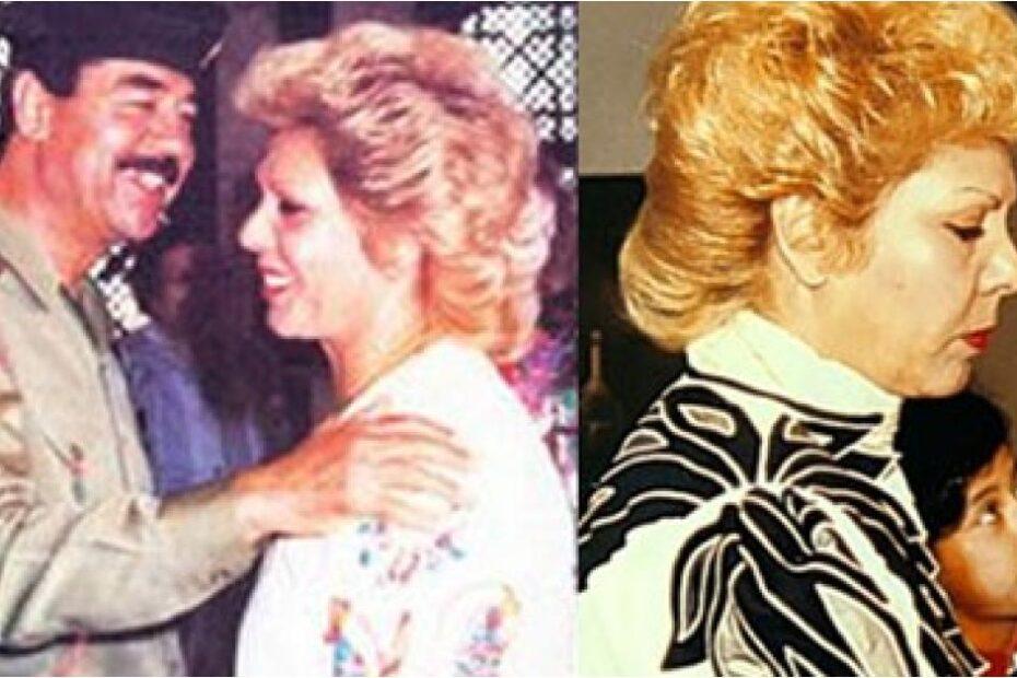 شاهدوا ماذا قالت زوجة صدام لصدام ؟