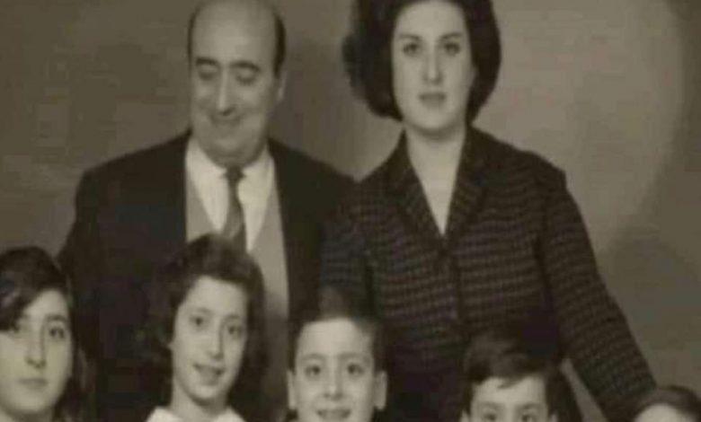 صورة وفاة زوجة الفنان اللبناني الراحل وديع الصافي الجمعة