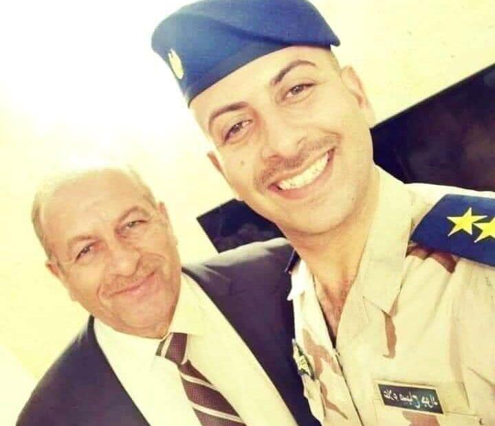 بعد الشرطي البصراوي انتحار طيار بغدادي في قاعدة الامام علي مع وصول مكافحة الارهاب