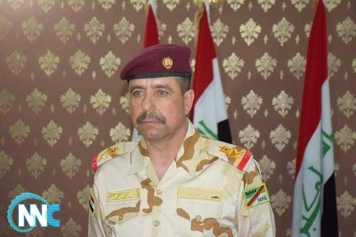 طرد ابن الانبار اللواء الركن أسماعيل المحلاوي قائد عمليات نينوى