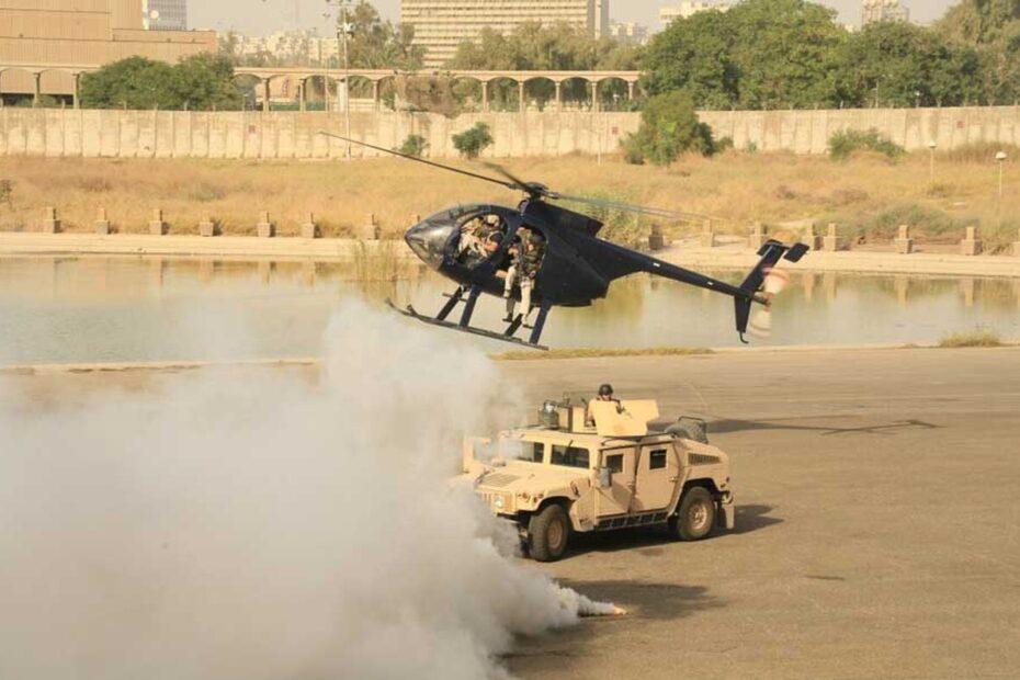 يستذكر البنتاغون مقتل 7 من مرتزقة بلاك ووتر بنيران المقاومة العراقية