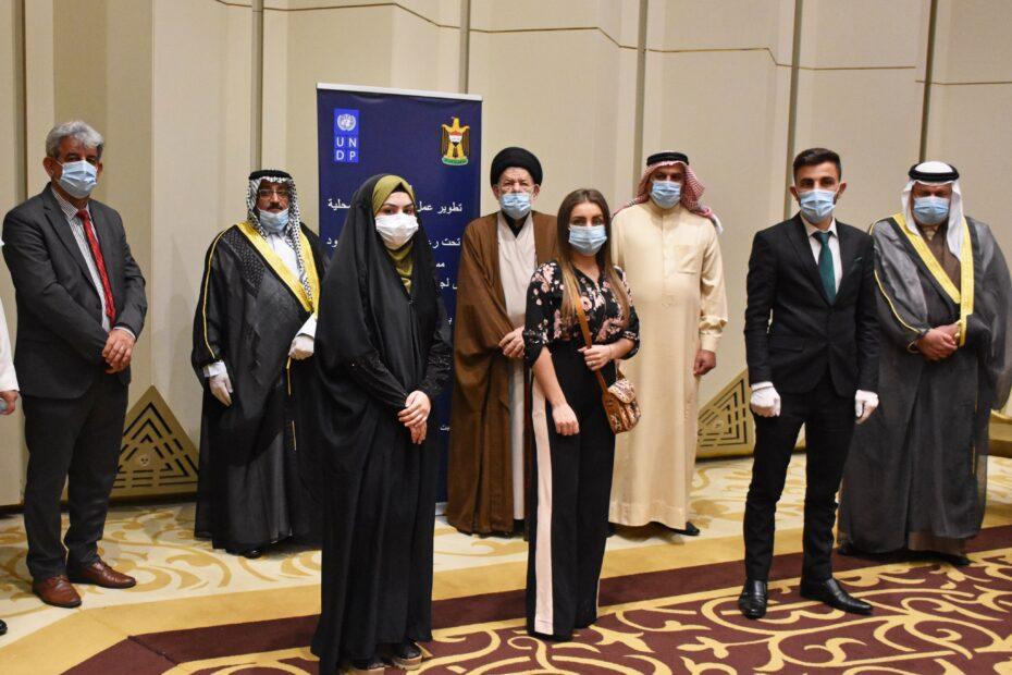 بركات الدنمارك الاسلامية الشقيقة دورة في فندق بابل لأهل العمايم والعقالات والمحجبات