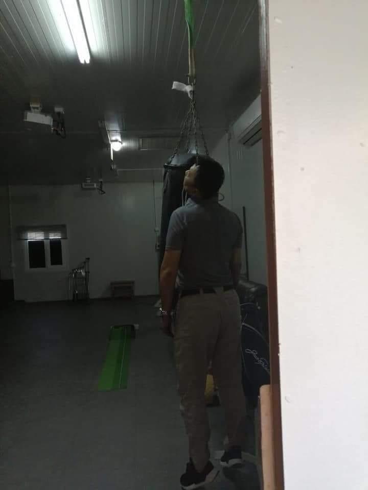 اتهام الخزعلي بسحب مدير شركة دايوو الكورية من رقبته وقتله ببدلته الجديدة