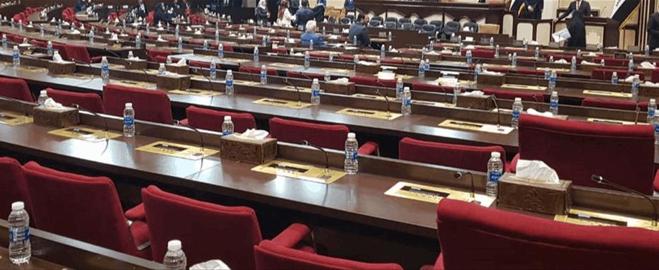 مجلس النواب يصوت على مشروع قانون انضمام العراق الى الاتفاقية الدولية لسلامة الحاويات لعام 1972