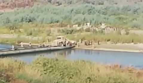 فرقتان و7 افواج و4 الوية لنصب جسر في كنعوص