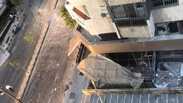 انفجار جديد في بيروت وتسجيل قتيل واحد