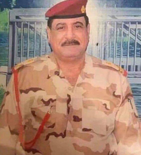 مقتل امر مدرسة تدريب الاكراد الفيلية في ديالى بنيران زميله العقيد