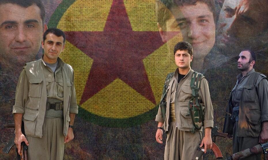 مقتل 3 من حزب العمال التركي بالاسماء والصور