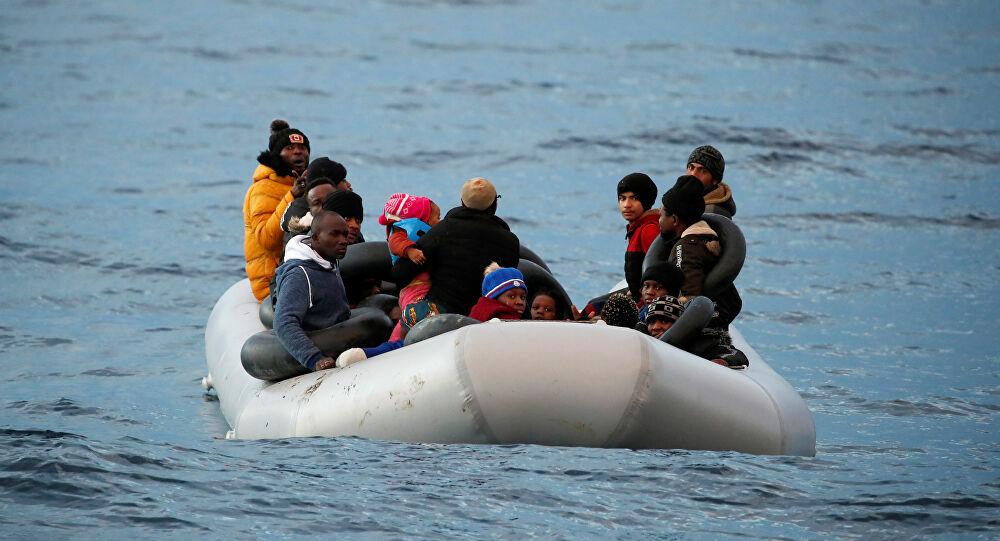 181 مهاجرا تم انقاذهم في المياه الليبية
