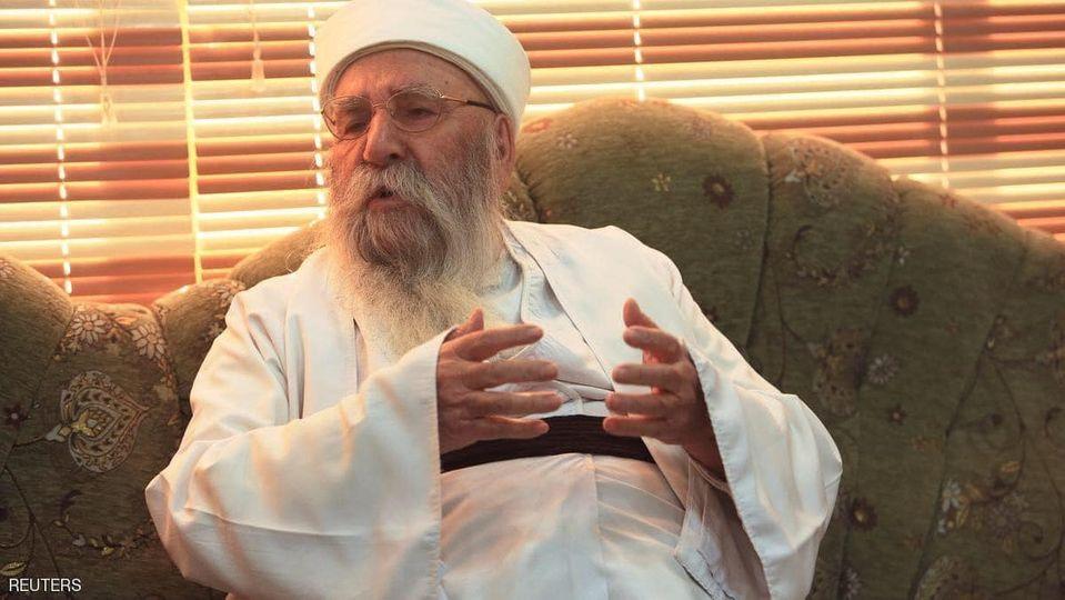 وفاة خرتو حاجي إسماعيل الاب الروحي لليزيديين